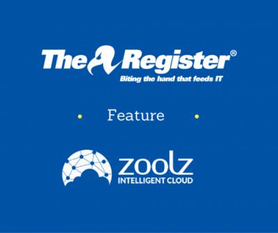The Register Feature Zoolz Intelligent Cloud